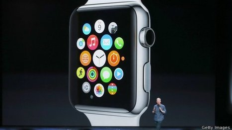 Apple to officially launch Smartwatch on 9 March | MarketingHits | Scoop.it