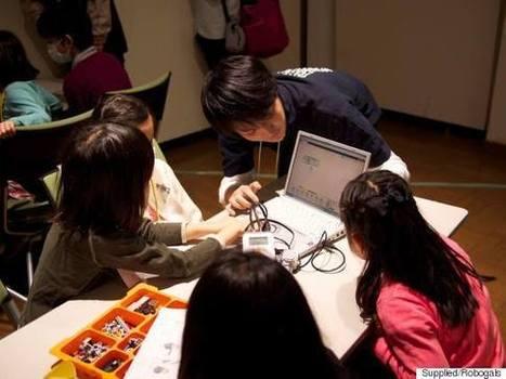 Comment intéresser les filles à l'ingénierie? Grâce aux robots | Ressources pour la Technologie au College | Scoop.it