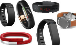 Nike+ Fuelband SE, Jawbone UP, Fitbit Flex… : quel bracelet connecté choisir ? | Chez Sobat | Scoop.it