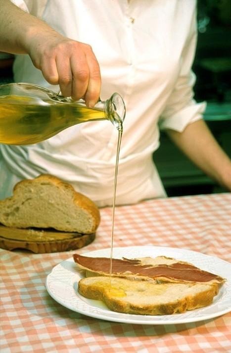 El aceite de oliva y la dieta mediterranea.   El pan y el vino en la antigua Roma   Scoop.it