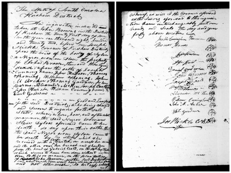 The Hundreds of Life Stories Found in Coroner's Reports From the 19th-Century South   Humanidades digitales   Scoop.it