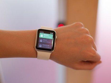 Make an Apple Watch Door Unlocker — Projects | Make: | Open Source Hardware News | Scoop.it