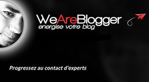 Stéphane Briot du blog 4h18.com lance We Are Blogger - Le JCM | Community Manager | ereputation | Scoop.it