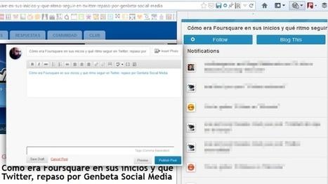 WordPress.com saca su extensión oficial para Firefox | TECNOLOGÍA_aal66 | Scoop.it