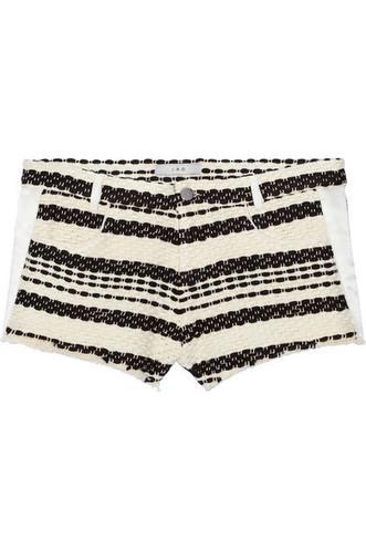 IRO|Axano silk-trimmed tweed shorts|NET-A-PORTER.COM | Gentleman | Scoop.it