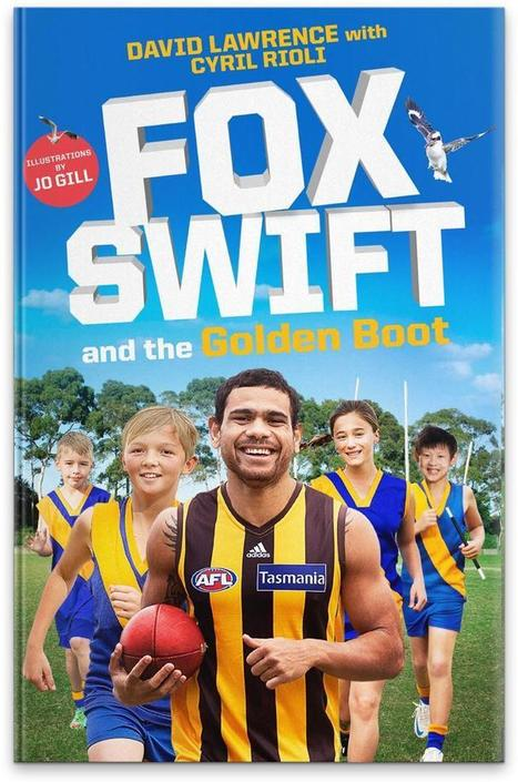 Fox Swift & the Golden Boot by David Lawrence, Cyril Rioli, Jo Gill | Read all about it | Scoop.it