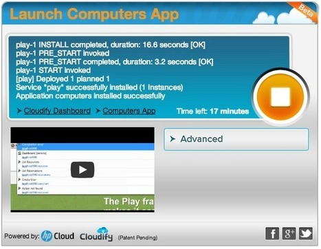 Running Play Apps on the Cloud with Cloudify - The Typesafe Blog | playframework | Scoop.it