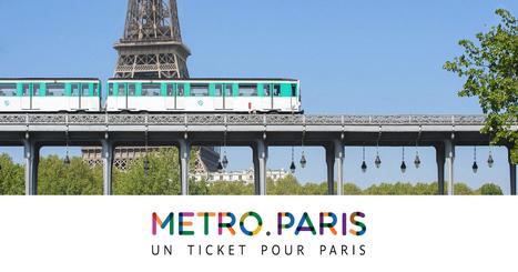 metro.paris - Un ticket pour Paris | Narration transmedia et Education | Scoop.it