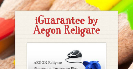 iGuarantee by Aegon Religare | Best news | Scoop.it