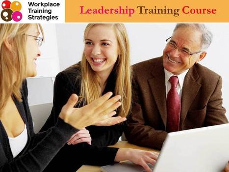 Learn Business Strategies to be a Leader | Workplace Training Strategies | Scoop.it