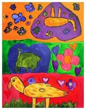 3 de la mano-Fundación Coanil y Galeria de los Ocho | Artes y párvulo | Scoop.it