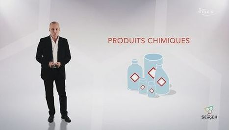 Seirich : un nouvel outil d'évaluation du risque chimique en ligne - Actualité - INRS | Risques au Laboratoire | Scoop.it