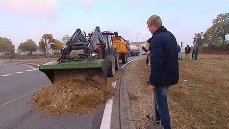 Les agriculteurs en colère contre un projet d'arrêté du ministère de l'environnement - France 3 | Le Fil @gricole | Scoop.it