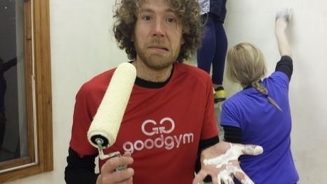 Camden exercise group changes light bulbs and paints walls to keep fit | The Global Village | Scoop.it