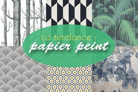 #Delon_Paris #Rabat #Marrakech #Meknès #Casablanca #Maroc #Décoration #papierpeint   Papier Peint Rabat   Scoop.it