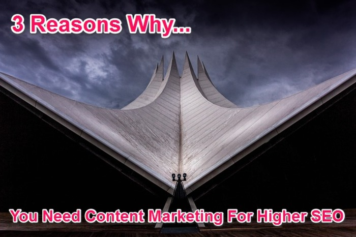 Top 3 reasons why content marketing is a must for higher SEO rankings | Multimedia Marketing by Brick House Media Co. | Scoop.it