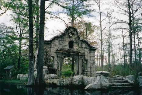 25 Abandoned Movie Sets You Can Still Visit | Abandoned Houses, Cemeteries, Wrecks and Ghost Towns | Scoop.it