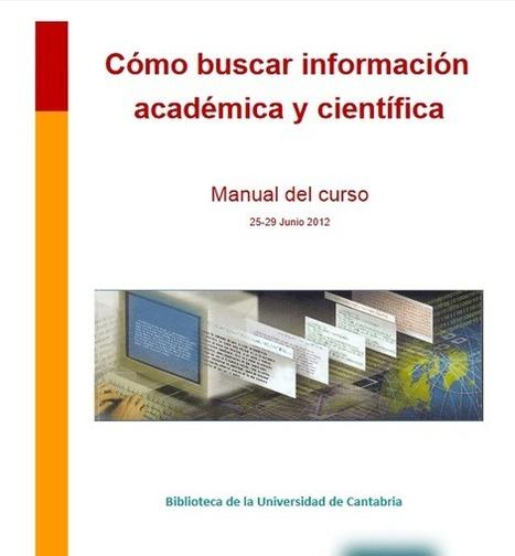 Cómo Buscar Información Académica de Calidad en Internet | eBook | Recull diari | Scoop.it