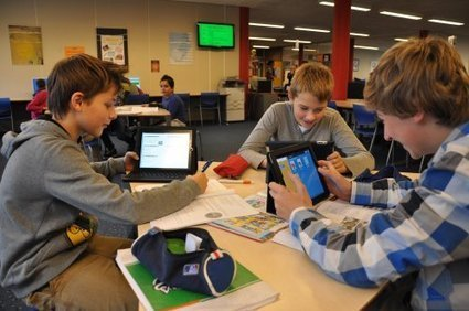Avantages et difficultés liés aux tablettes en classe : 50 enseignants se confient | Technologies educatives | Scoop.it