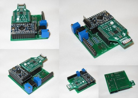 SBS & Click Boards at Maker Faire in Paris this weekend | Ma domotique | Scoop.it