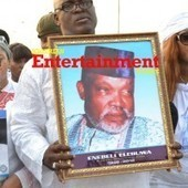 'He was a dad to a lot of us' Nollywood actors sing tribute to Enebeli Elebuwa   AbuHill   Scoop.it