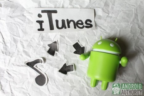 How to transfer music from iTunes to Android | Android Discussions | Scoop.it