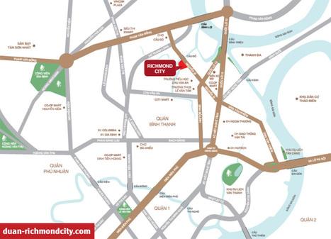 Dự án căn hộ Richmond City Nguyễn Xí, Bình Thạnh - Hưng Thịnh Corp | iWin Online | Scoop.it