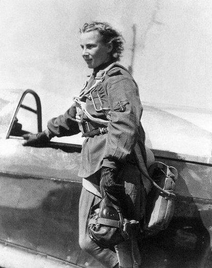 Legendárna sovietska pilotka mohla zostreliť, kohokoľvek chcela | letom svetom internetom | Scoop.it