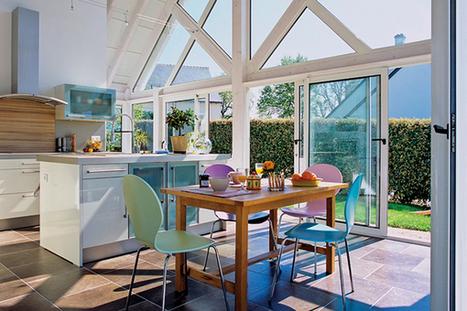 Vie et Veranda, en bois et sur mesure... | Décoration et aménagement : travaux dans la maison | Scoop.it