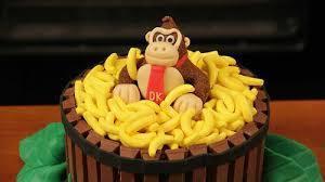 Donkey Kong Cake | Cooking | Scoop.it