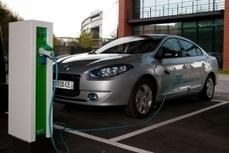 La recharge du véhicule électrique, enjeu majeur du décollage du marché | Le groupe EDF | Scoop.it