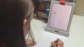 #Suzon teste #Newton de l'application @PlayOsmo ! L'apprentissage par l'expérimentation@Cm1Cm2_Druye | Programmation à l'Ecole - Mondes virtuels - Jeux sérieux | Scoop.it