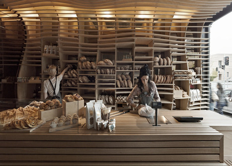Baker D Chirico by March Studio | More Than Just A Supermarket | Scoop.it