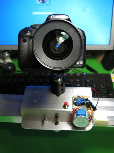 Arduino+Stepper Motor Camera Slider | 1S1 Chinon groupe TPE Station météo Arduino | Scoop.it