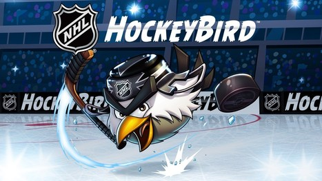 'Angry Birds' Cross-promotion Infiltrates the NHL with HockeyBird ... | Hockey | Scoop.it