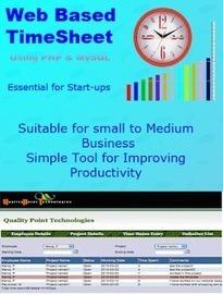 Timesheet Software Service Business... |QualityPoint Technologies | QualityPoint TimeSheet | Scoop.it