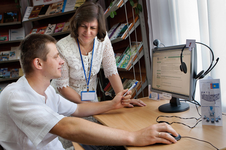 Ukraine wants to digitize their libraries | Digital Collaboration and the 21st C. | Scoop.it