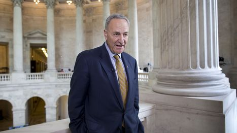 Sen. Schumer Says Republicans Want Immigration Reform – But Don't Want To Vote On It   Government & Law - Evan Richardson   Scoop.it