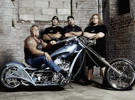 American Chopper Cancelled: Thank You Jesus? | asphaltandrubber.com | Ductalk Ducati News | Scoop.it