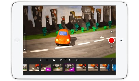 Stop Motion Studio - Creativity at your fingertips. | Tice-pro | Scoop.it