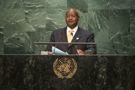 Africa must resist western parasites-Museveni   UgandaNuz   Scoop.it
