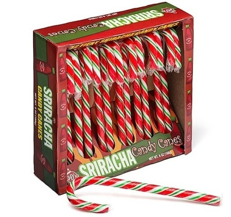 Sriracha And Bacon Candy Canes Are A Thing Now. No, Not Together | Troy West's Radio Show Prep | Scoop.it