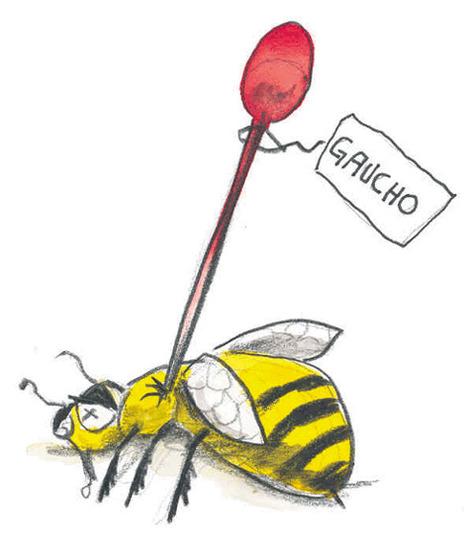 Les firmes défendent leurs insecticides tueurs d'abeilles | Shabba's news | Scoop.it