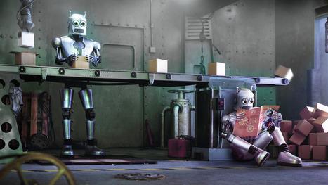 The age of the robot means a more bleak workforce for men | Une nouvelle civilisation de Robots | Scoop.it