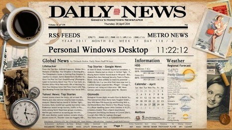 Wordpress Themes: 10 Free Newspaper Wordpress Themes - Newspaper Blog   CMS   Scoop.it