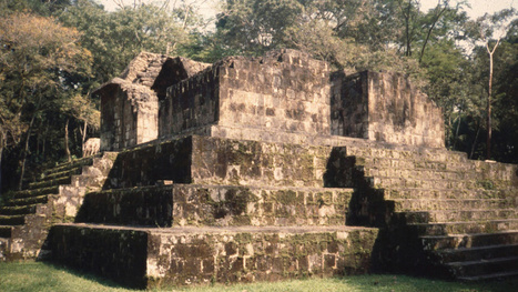 Ancient Maya discovery sheds new light on the origins of civilization | History | Scoop.it