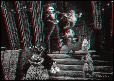 3-D NIGHTMARE BEFORE CHRISTMAS Celebrating Jack's return | VIM | Scoop.it