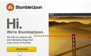 StumbleUpon Launches Major Redesign, Welcomes Brands | Social media culture | Scoop.it