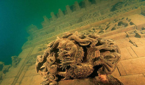 Lost Underwater Lion City: Rediscovery of China's 'Atlantis' | histoire | Scoop.it