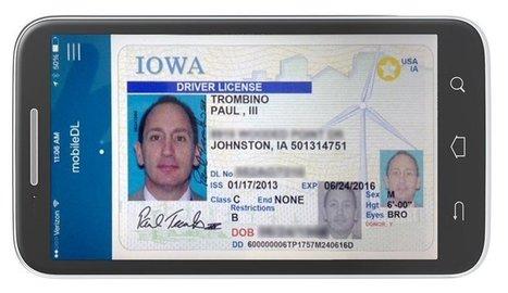 Iowa Digital Driver | Go Open Government | Scoop.it